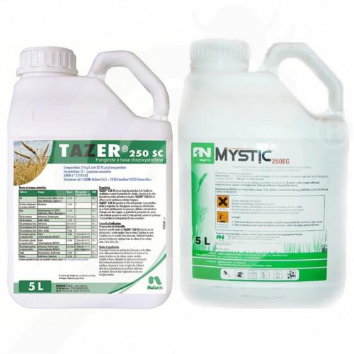 de nufarm fungicide tazer 250 sc 5 l mystic 250 ec 5 l - 0, small