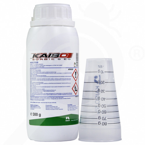 de nufarm insecticide crop kaiso sorbie 5 wg 300 g - 0, small