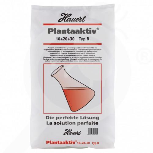 de hauert fertilizer plantaaktiv 10 20 30 2 6 type b 25 kg - 0, small