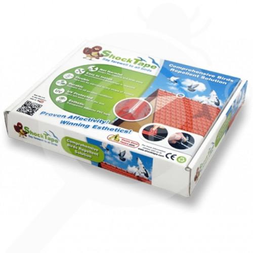 de shock tape repellent shock tape kit - 5, small