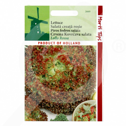 de pieterpikzonen seed lollo rossa 2 g - 0, small