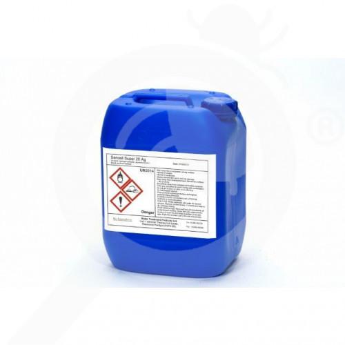 de sanosil ag disinfectant sanosil super 25 ag 12 l - 3, small