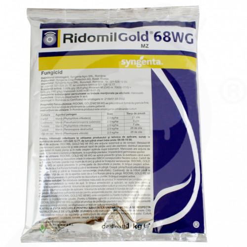 de syngenta fungicide ridomil gold mz 68 wg 1 kg - 0