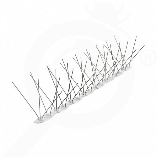 de ghilotina repellent teplast 20 80 bird spikes - 1, small