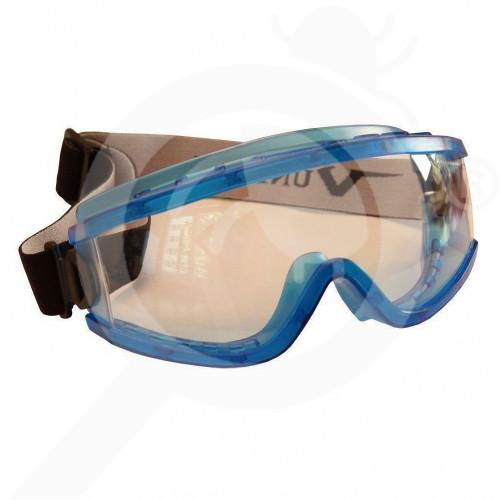 de univet schutzausrustung schutzbrille blau indirekte - 2, small