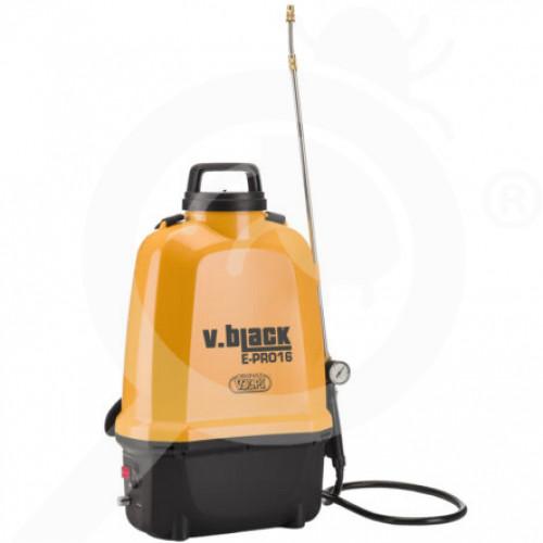de volpi sprayer fogger v black e pro 16 - 0, small