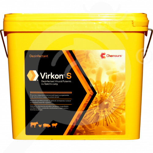 de dupont disinfectant virkon s 5 kg - 0, small