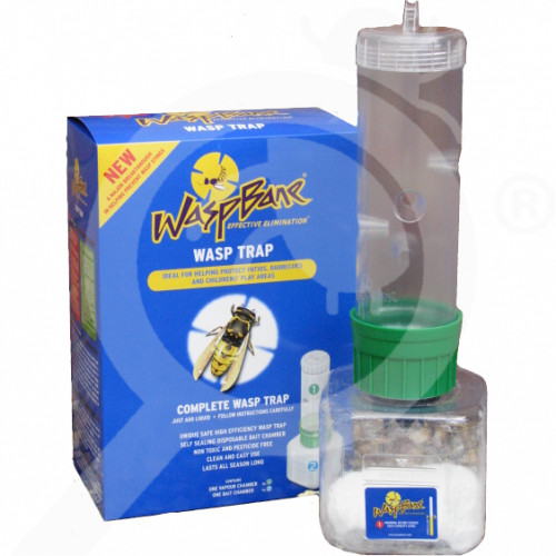 de waspbane trap complete wasp trap - 0, small