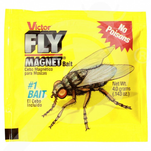 de woodstream fall victor fly magnet m383 3 beutel - 3, small