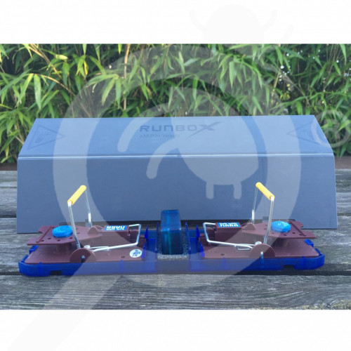 de futura trap runbox pro base plate 2xgorilla mouse - 1