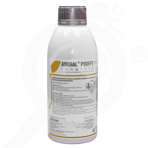 de nufarm seed treatment amiral proffy 6 fs 1 l - 0