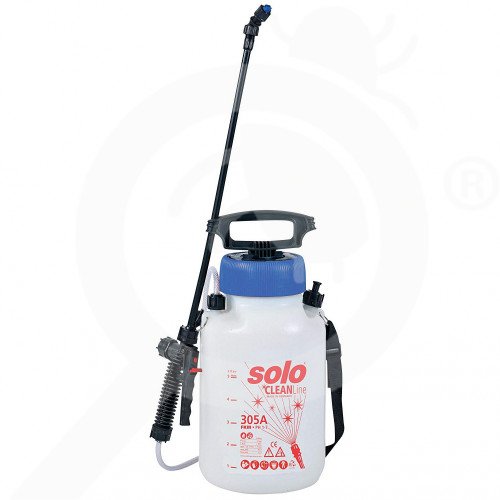 it solo sprayer 305 a cleaner - 1, small