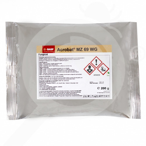 it basf fungicide acrobat mz 69 wg 200 g - 0, small