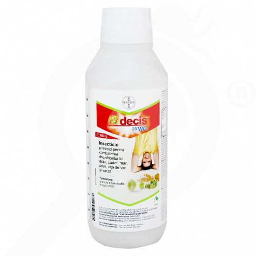 it bayer insecticide crop decis 25 wg 600 g - 0, small