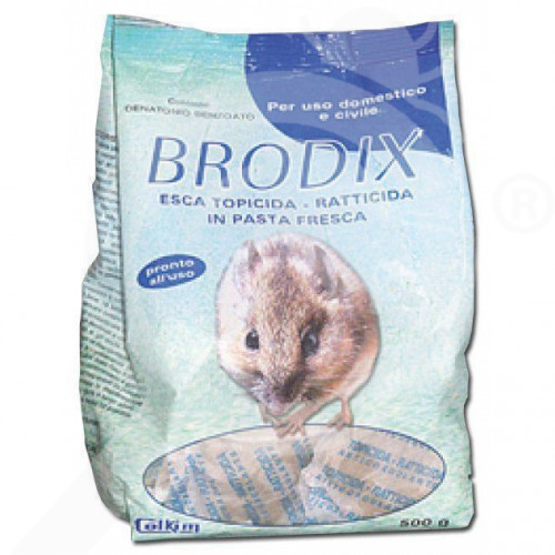 it colkim rodenticide brodix pasta 1 p - 0, small