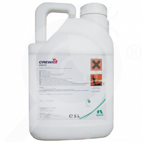 it nufarm herbicide crew ace 5 l - 0, small