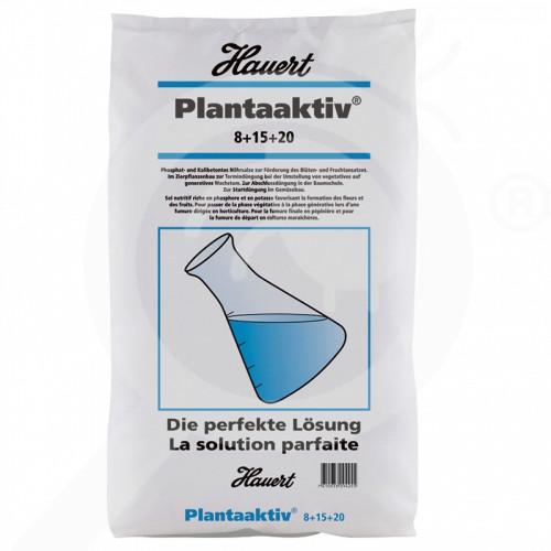 it hauert fertilizer plantaaktiv 8 15 20 2 25 kg - 0, small