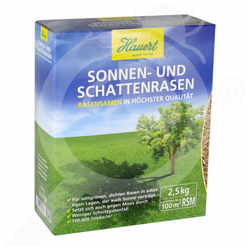 it hauert seed sun shade 2 5 kg - 0, small