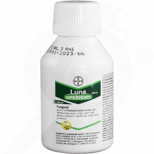 it bayer fungicide luna experience 100 ml - 1
