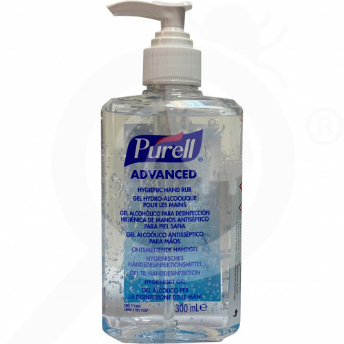 it gojo disinfectant purell advanced 300 ml - 1, small