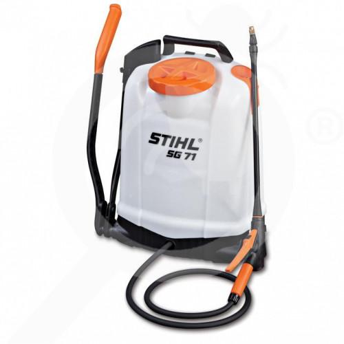 it stihl sprayer fogger sg 71 - 0, small