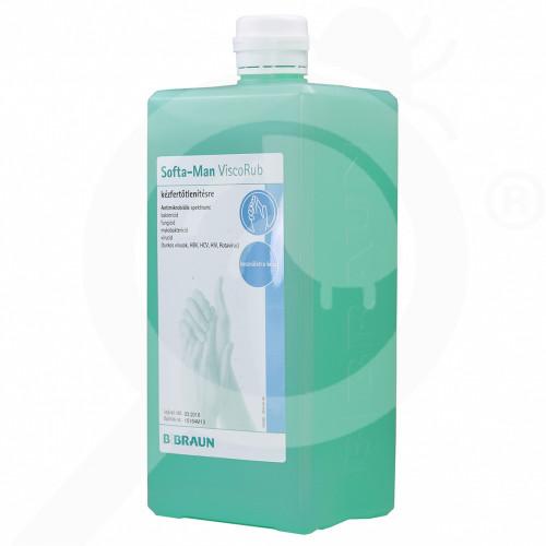 it b braun disinfectant softa man viscorub 1 l - 0, small