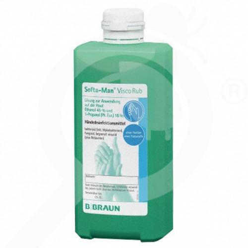 it b braun disinfectant softa man viscorub 500 ml - 0, small