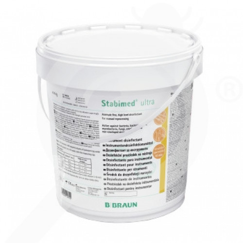 it b braun disinfectant stabimed ultra 4 kg - 0, small