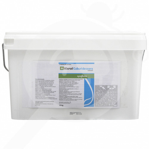 it syngenta rodenticide klerat wax block 10 kg - 0, small