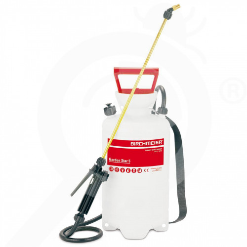 it birchmeier sprayer fogger garden star - 0