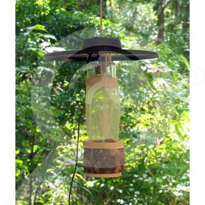 eu john w hock trap new standard mini incandescent light 1012 - 0