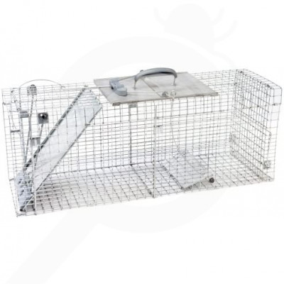 eu woodstream trap havahart 1092 one entry animal trap - 1