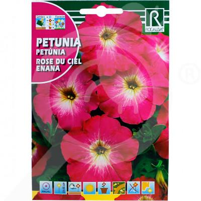 eu rocalba seed petunia rose du ciel enana 0 5 g - 0