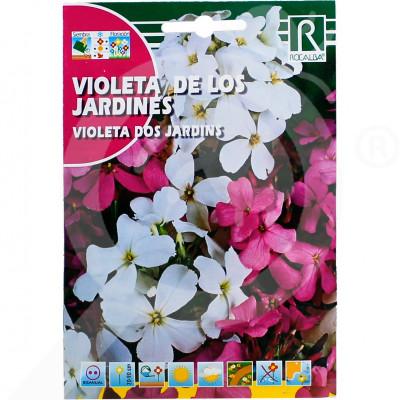 eu rocalba seed violeta dos jardins 6 g - 0