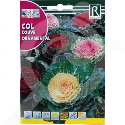 eu rocalba seed ornamental cabbage 1 g - 0