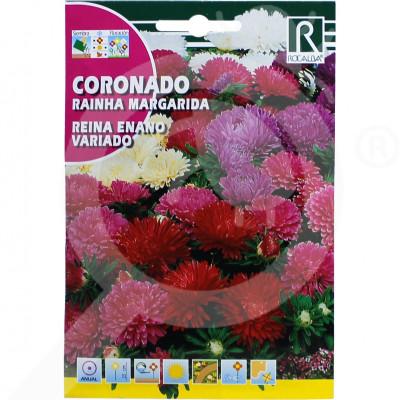 eu rocalba seed daisies reina enano variados 3 g - 0