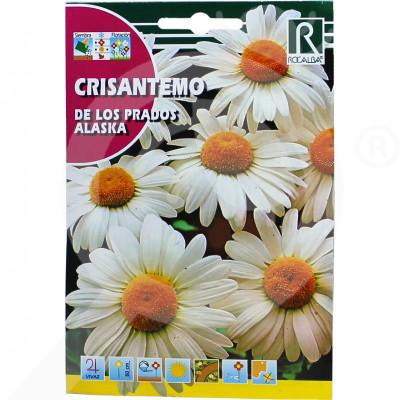 eu rocalba seed daisies de los prados alaska 3 g - 0