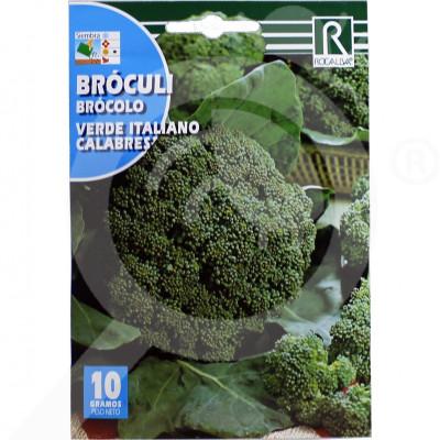 eu rocalba seed broccoli ramoso calabrese 10 g - 0