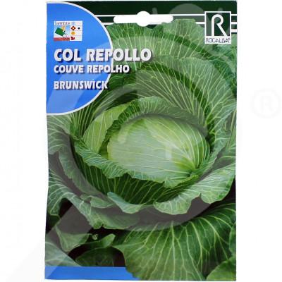 eu rocalba seed cabbage brunswick 8 g - 0