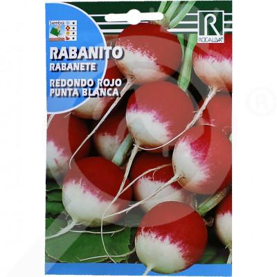 eu rocalba seed radish rojo punta blanca 10 g - 0