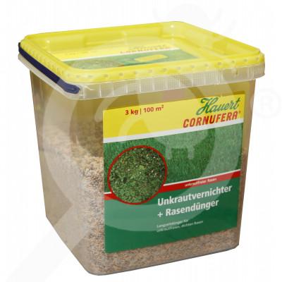 eu hauert fertilizer grass cornufera uv 3 kg - 0