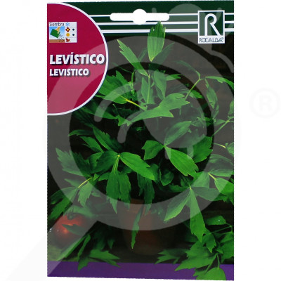 eu rocalba seed lovage 1 g - 0