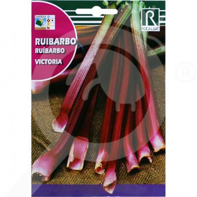 eu rocalba seed rhubarb victoria 1 g - 0