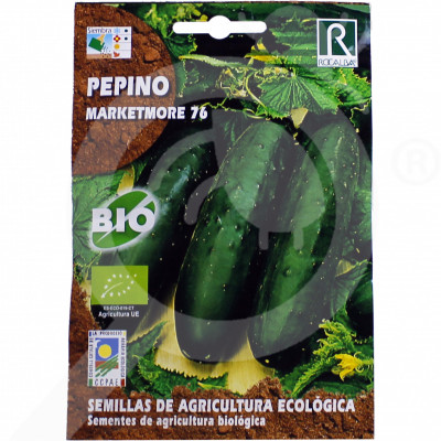 eu rocalba seed cucumbers marketmore 76 3 g - 0