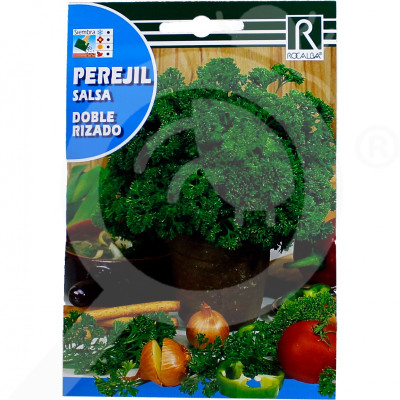 eu rocalba seed parsley doble rizado 10 g - 0