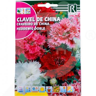 eu rocalba seed carnations heddewig doble 4 g - 0