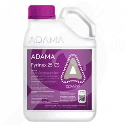 eu adama insecticid agro pyrinex 25 cs 1 litru - 1