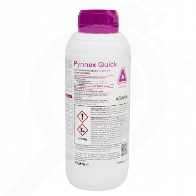 eu adama insecticid agro pyrinex quick 1 litru - 1