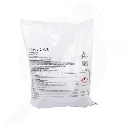 eu adama seed treatment orius 2 ws 450 g - 0