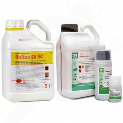 Sultan Top 20 litres + adjuvant Grounded 2 litres